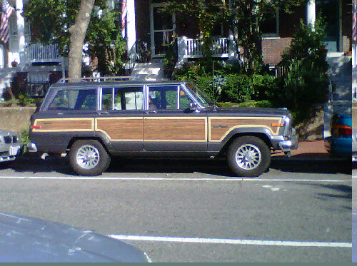 Just spotted: the PERFECT road trip vehicle!