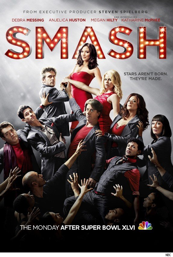 gretchenalice:  popculturebrain:  Poster: Smash on NBC | AolTV  Unbelievably excited.  ME TOO. Any excuse for Jack Davenport to be on my TV…