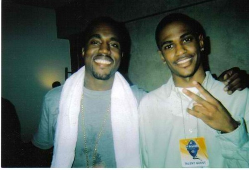 Do you guys remember when Kanye used to smile? Remember when Big Sean was childishly cocky? I love them both to death but it's inevitable- money changes you.