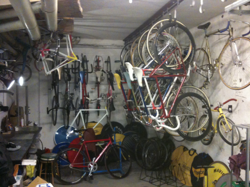 discobiker:  Winter storage 2.0