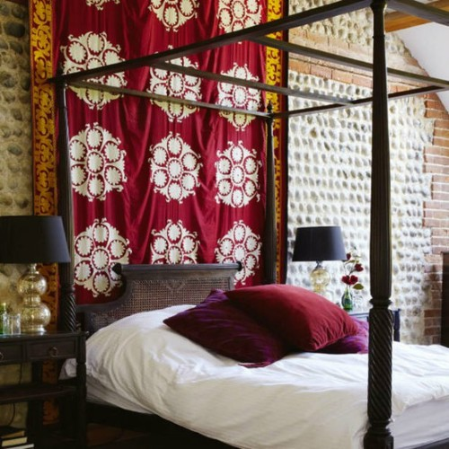 My Bohemian Home ~ Bedrooms and Guest Rooms  Source: La Maison Boheme