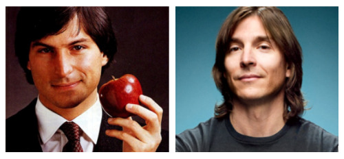 Great Minds Look Alike Is it just me, or does Alex Bogusky bear a striking resemblance to the young Steve Jobs?
