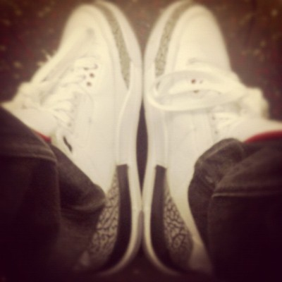 Favorite Pairs of J's #jordans #sneakers (Taken with instagram)