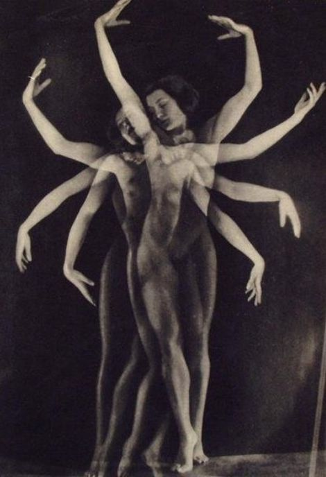 Danse, 1933Photographer: Yva (Else Neuländer-Simon)