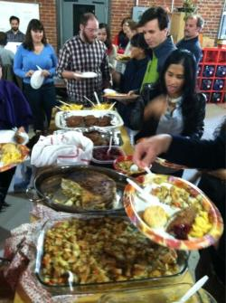 It's Thanksgiving at GOOD!