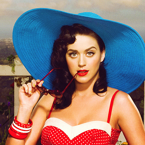 "Cool Girl of the Day: Katy Perry ""I don't take anything for granted."""