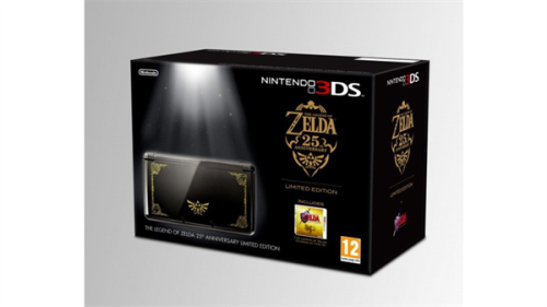 Earlier this year, Nintendo teased a Super Mario 3DS bundle as well as a special edition Zelda 3DS bundle. At first it seemed that the Zelda 3DS bundle was destined to only release in Europe, but Nintendo has a holiday surprise for you! They are being released just in time for Black Friday sales. For more Zelda 3DS bundle details go to G4TV.com.