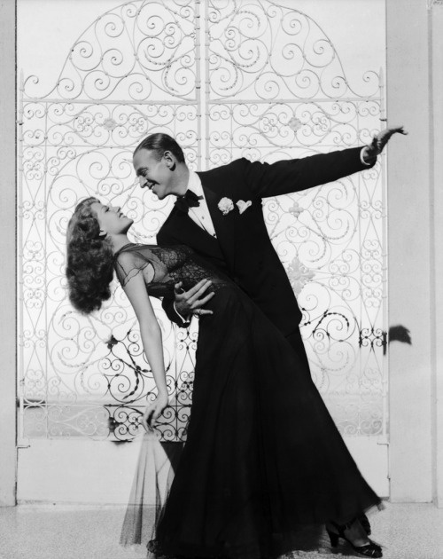 Fred Astaire and Rita Hayworth - You Were Never Lovelier (1942 Director: William A. Seiter)