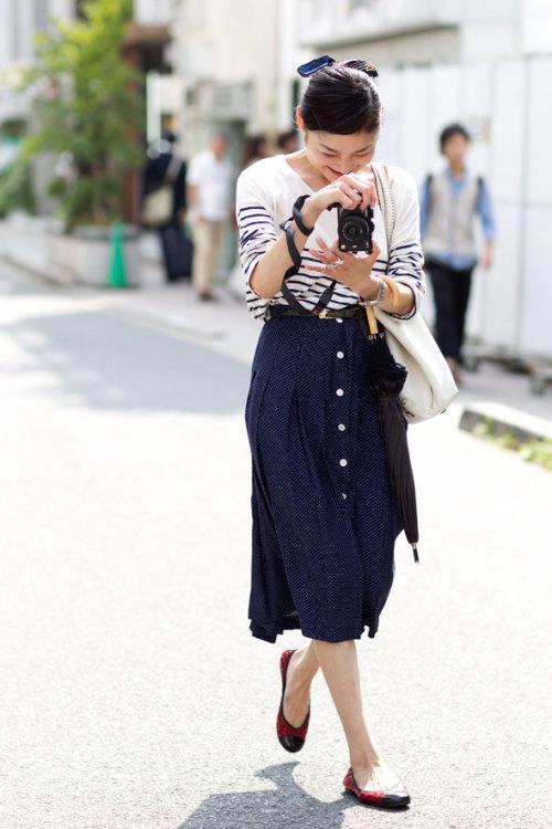 street style fashion asian street style Japanese street style Tokyo Japan