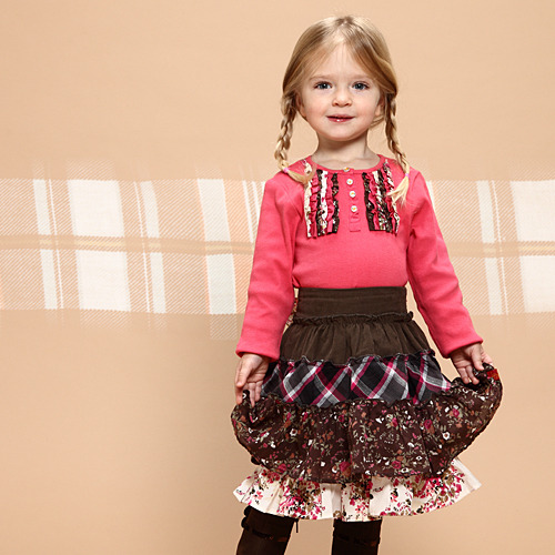 Tomorrow on zulily: Colorful dresses and button-ups from Le Fromage et L'orange (which translates deliciously to the Cheese and the Orange) are as fresh, fun and tasty as their namesakes.