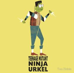 Teenage Mutant Ninja Urkel reblogged from loorabean