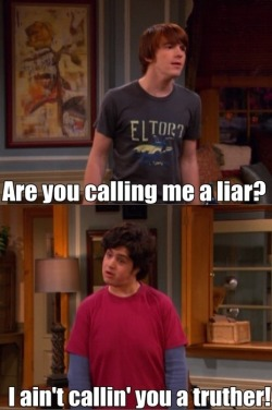 thebigklainetheory:  I miss this show.  lawlz