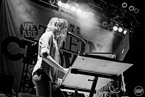 Sarah Ann Beintker of The Make on Flickr. The Noise Tour Houston, TX House of Blues 11-9-11 Facebook photo page!