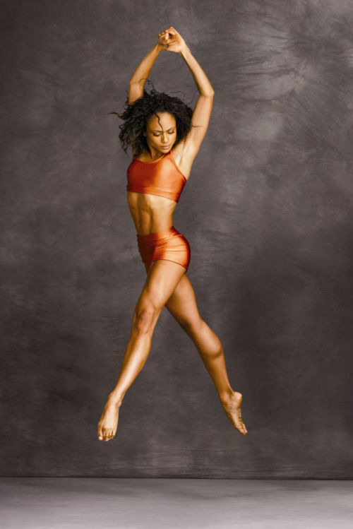 Linda Celeste Sims Watching her dance is a metaphysical experience…