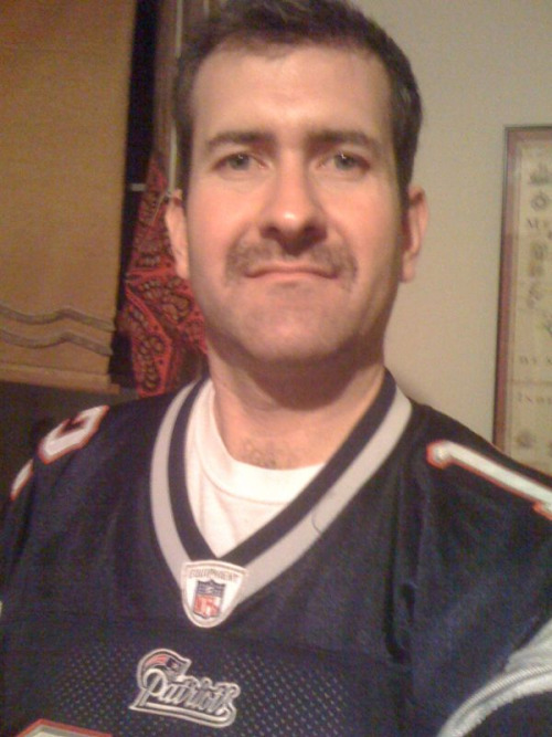 This mustache is ready for some football! (Go Pats) To be followed by some basketball, with the Hoyas' midnight tipoff from Maui!