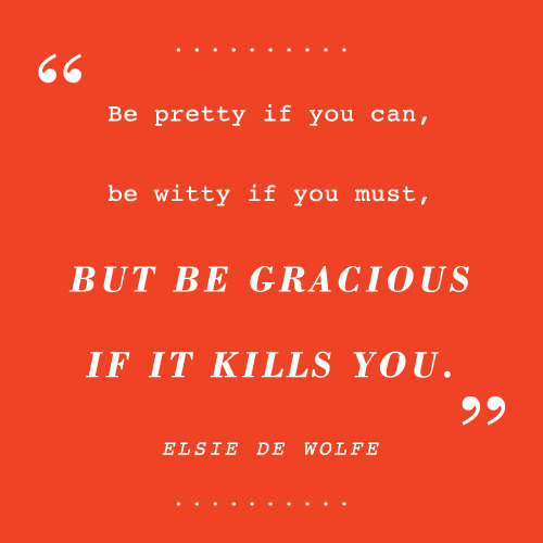 "katespadeny:  words to live by see more in ""the guide to living colorfully"""