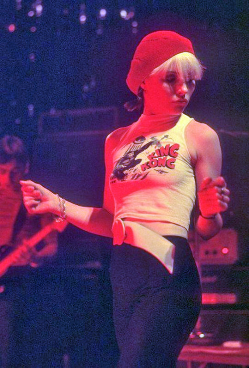 Debbie Harry, best style ever.