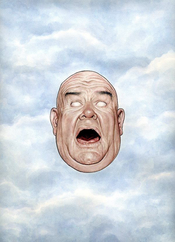 fantagraphics:  Portrait of Tor Johnson by Drew Friedman, now available as a fine art print, and also the back cover for our upcoming new edition of Any Similarity to Persons Living or Dead is Purely Coincidental, coming Spring 2012.
