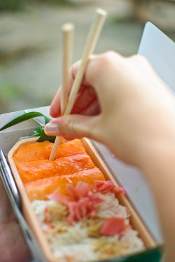 japanlove:  Bento by Juri Pozzi on Flickr.