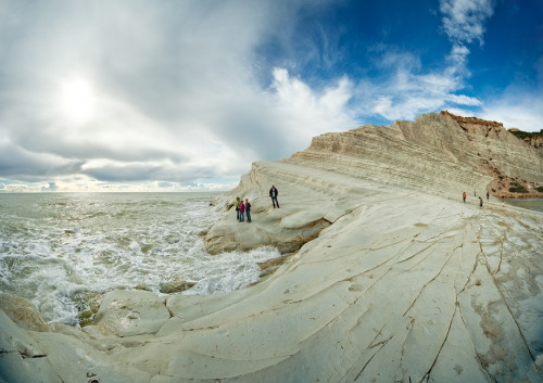 travelthisworld:Scala Dei Turchi, Sicily, Italysubmitted by: bewitchingbritain, thanks!