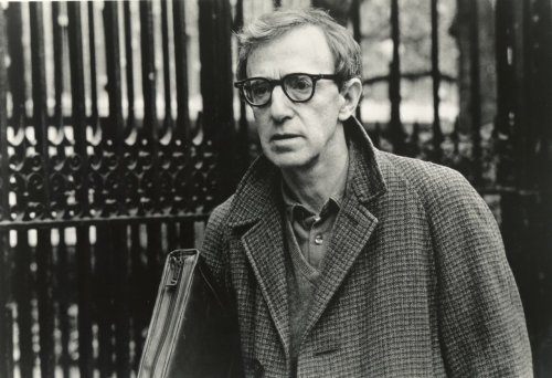 sqirl:   PBS biographic film (part 1) on Woody Allen.