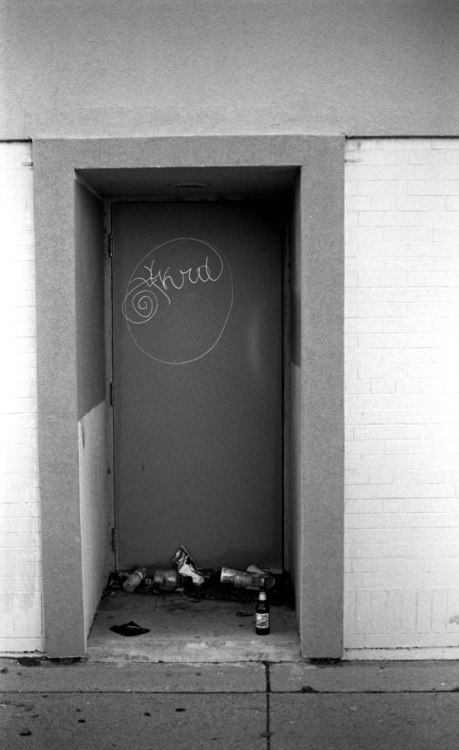 Sugarhouse // Empty Doorway 21 November 2011 - Photography Class