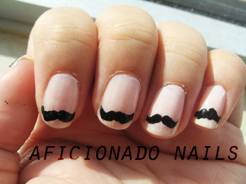 MOVEMBER MUSTACHE NAILS Product List Coming Soon!