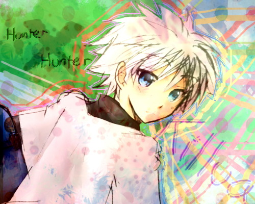 Its been a long time since i'm not upload dump things -_-;; Ffff-Killua~ 033330