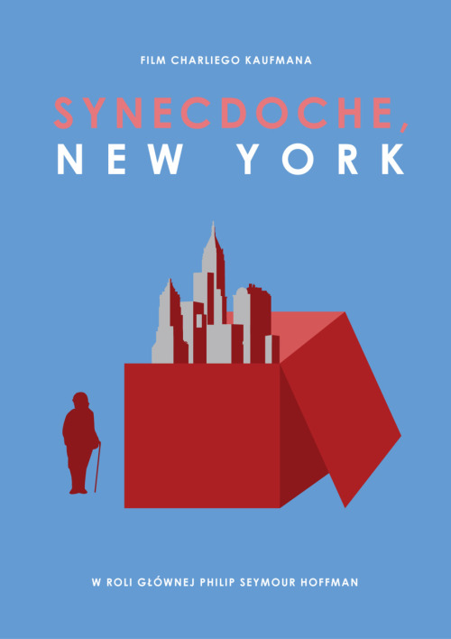 Synecdoche, New York by plakiat