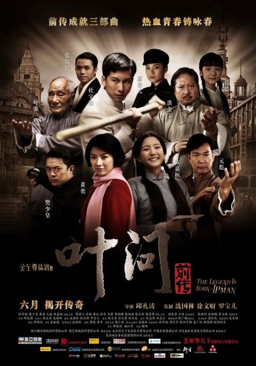 "HKFanatic reviews the 2010 martial arts movie ""The Legend is Born - Ip Man,"" which is actually not an official prequel to the Donnie Yen ""Ip Man"" films, although it does take a look at Ip Man's early years: http://www.cityonfire.com/legend-is-born-%E2%80%93-ip-man-the-2010/"