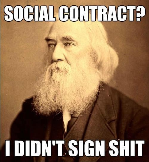 About Social Contract… /via @WolfvonLaer