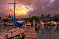 New Day Lahaina by mojo2u on Flickr.