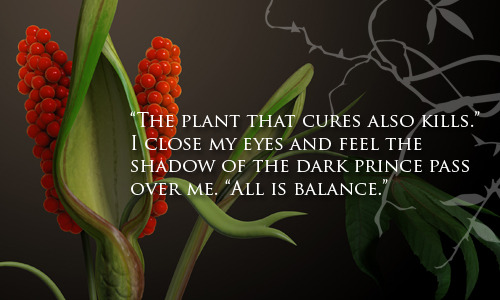 The plant that cures also kills….
