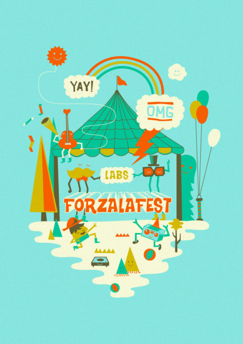 design for Forzalafest