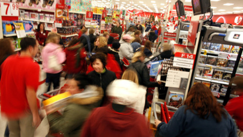 Target given 190,000 Black Friday protest signaturesThe petitions were the result of an effort by an employee who said the store's decision to advance its opening time interfered with family gatherings.