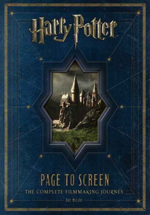 Harry Potter Page to Screen: The Complete Filmmaking Journey This enormous hardcover is an essential to anyone on your list who considered the end of the Harry Potter saga to be the final installment of the films. Every single question or  curiosity you may have had in the making of the movies will be answered  (stunningly, we might add) within its 540 pages.Price: $75.00 Read more: