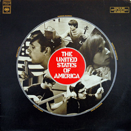 The United States Of America - Where Is Yesterday