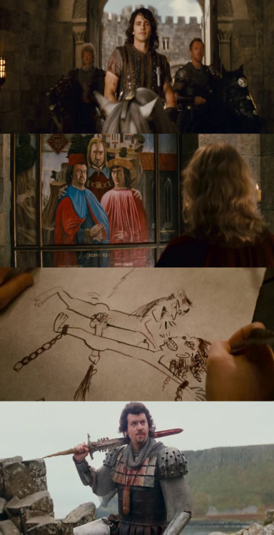 moviesinframes:  Your Highness, 2011 (dir. David Gordon Green)By quello-nello-specchio