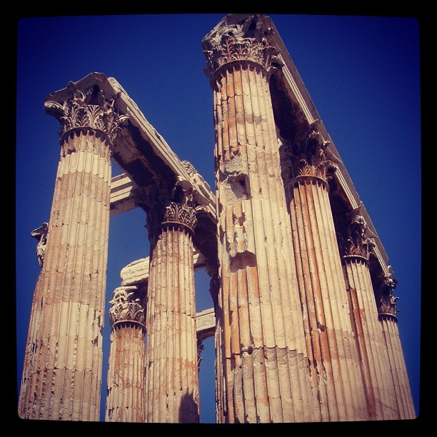 #athens #greece #europe  (Taken with instagram)