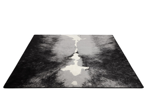 I am crazy for our new Spine rug! Exclusively from Normann Copenhagen