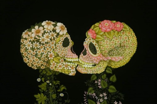 butterflieswhispertodeath:  Eternal Lovers by Tino Rodriguez
