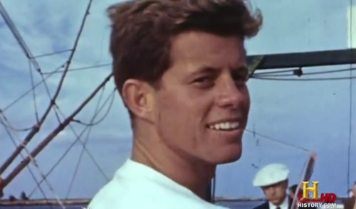 Forever young: John Fitzgerald 'Jack' Kennedy(May 29, 1917 - November 22, 1963)