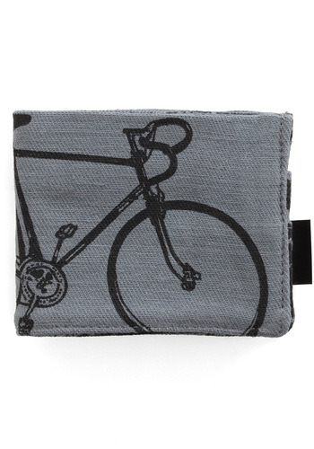 Ride in style with the My Treat Wallet in Life Cycles.