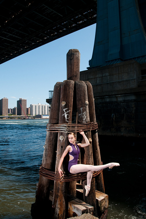 cherutenu:  Ballet in Brooklyn by *HowNowVihao