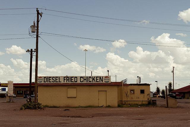 Diesel Fried Chicken on Flickr.