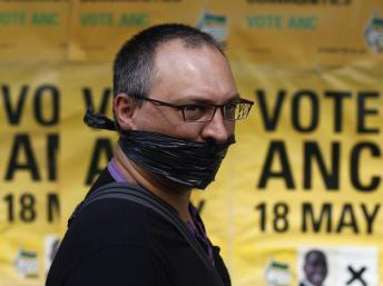 New South Africa secrecy bill threat to democracy say opponents South Africa's ruling ANC is preparing to push a new secrecy bill through parliament despite fears it will threaten democracy and silence investigative journalists. The Protection of State Information bill will punish the possession or release of classified documents and carries a 25-year jail term. Nobel prize winner Desmond Tutu and the office of former president Nelson Mandela have joined in the outcry against the bill. The Nelson Mandela Centre of Memory says four changes could be made to the proposed bill without compromising its fundamental principles. These include reformulating the bill's wording so that a record may not be classified if the public interest in the disclosure of the record clearly outweighed any harm to national security. South Africa's press regularly uncovers allegations of graft that reach to the highest level of government. (via RFI)