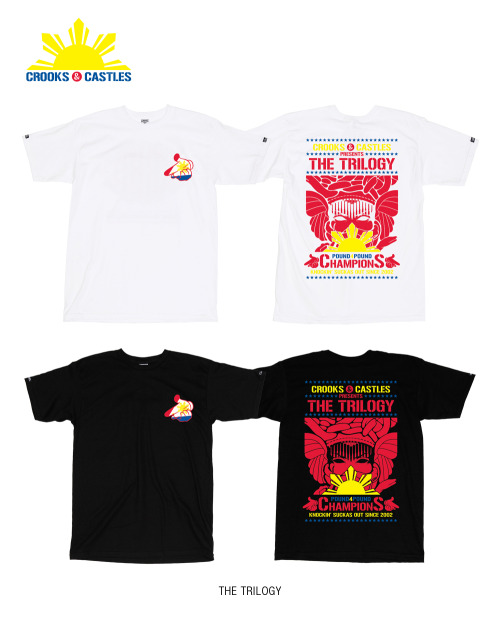 "Pacman ""Trilogy"" tee still available for a limited time in our store.  Stop by, or purchase via phone order at 808.955.7007."