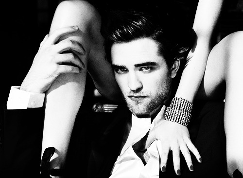 bedifferentbeyourself:  Robsten (Montage)
