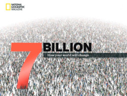 poptech:  National Geographic magazine presents 7 Billion: How your world will change - to coincide with the arrival of the 7 billionth human being to our world. This app explores the challenges of a growing human population in a world of limited resources with informative videos, interactive maps, in-depth articles, and stunning photography.