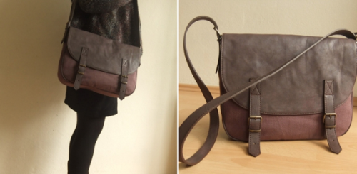 Tuesday's featured item is from Metaphore bags. We love this leather and canvas tote with its durable leather and  subtle, refined color pallet. We also just happen to love messenger bags, easy to carry and stylist. Check it out. - PopThreads